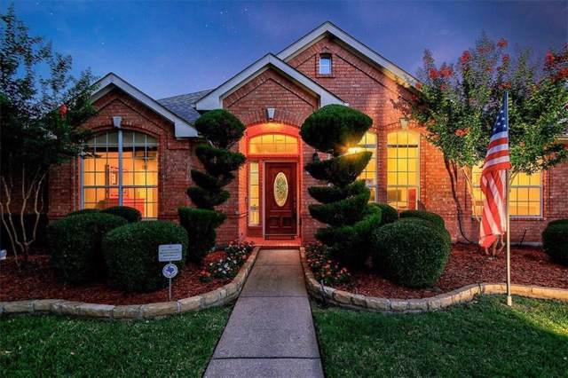 4015 Bryson Drive, Frisco, TX 75035 (MLS #14136384) :: RE/MAX Town & Country