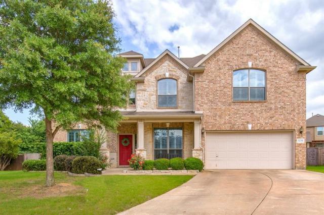 1236 Belle Meade Way, Burleson, TX 76028 (MLS #14136390) :: Lynn Wilson with Keller Williams DFW/Southlake