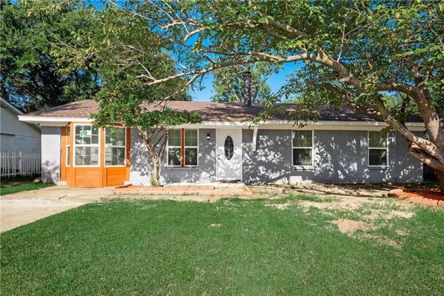 1618 Angel Fire Drive, Dallas, TX 75253 (MLS #14136400) :: RE/MAX Town & Country
