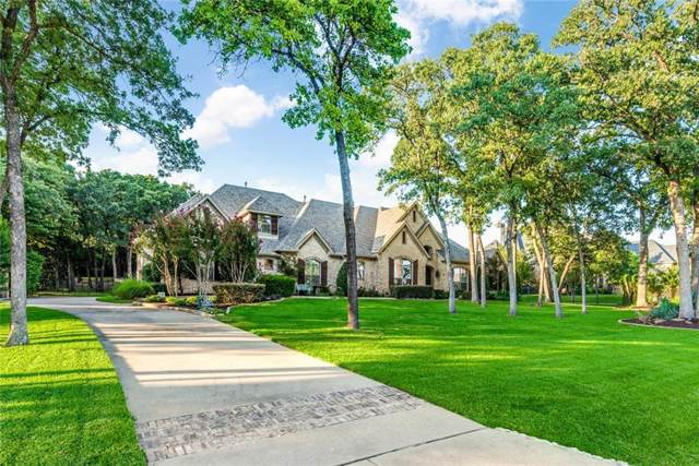 404 King Ranch Road, Southlake, TX 76092 (MLS #14136413) :: The Star Team | JP & Associates Realtors
