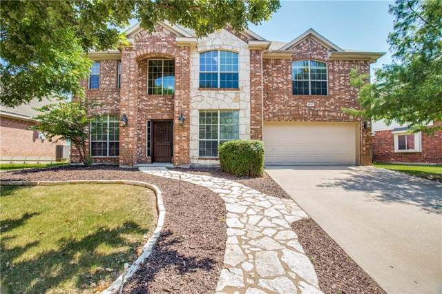 4717 Maple Hill Drive, Fort Worth, TX 76123 (MLS #14136422) :: Lynn Wilson with Keller Williams DFW/Southlake