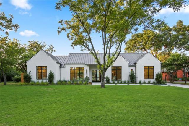 4121 Rosa Road, Dallas, TX 75220 (MLS #14136431) :: Lynn Wilson with Keller Williams DFW/Southlake