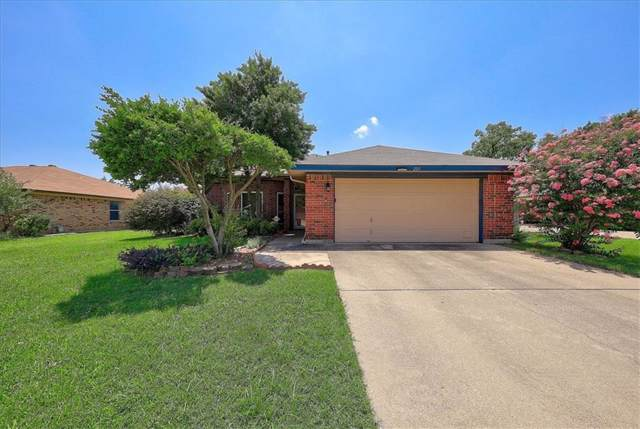 205 Dodge Trail, Keller, TX 76248 (MLS #14136436) :: RE/MAX Town & Country