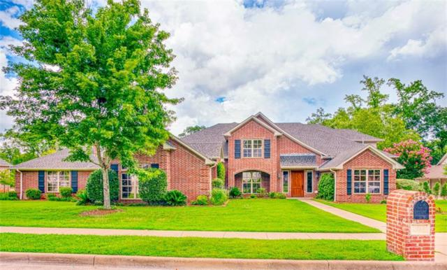 1989 Hollystone Drive, Tyler, TX 75703 (MLS #14136447) :: Lynn Wilson with Keller Williams DFW/Southlake
