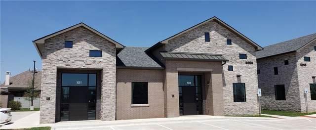 5060 Collin Mckinney Parkway #104, Mckinney, TX 75070 (MLS #14136448) :: Century 21 Judge Fite Company