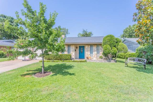 5420 Greenwood Way, North Richland Hills, TX 76180 (MLS #14136470) :: RE/MAX Town & Country