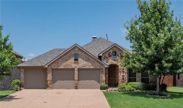 910 Fox Ridge Trail, Prosper, TX 75078 (MLS #14136473) :: RE/MAX Town & Country