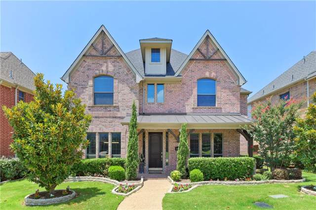 8639 Lohr Valley Road, Irving, TX 75063 (MLS #14136474) :: RE/MAX Town & Country