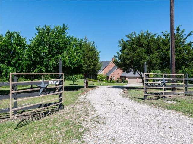 2171 Fm 2194, Farmersville, TX 75442 (MLS #14136478) :: Lynn Wilson with Keller Williams DFW/Southlake