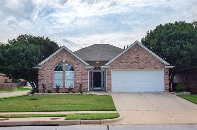 2968 Thames Trail, Fort Worth, TX 76118 (MLS #14136483) :: RE/MAX Town & Country