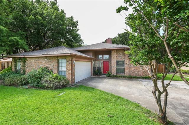 421 Dillard Lane, Coppell, TX 75019 (MLS #14136495) :: RE/MAX Town & Country