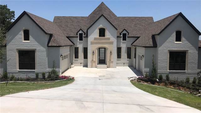 524 Bonnards Peak Road, Burleson, TX 76028 (MLS #14136496) :: RE/MAX Pinnacle Group REALTORS