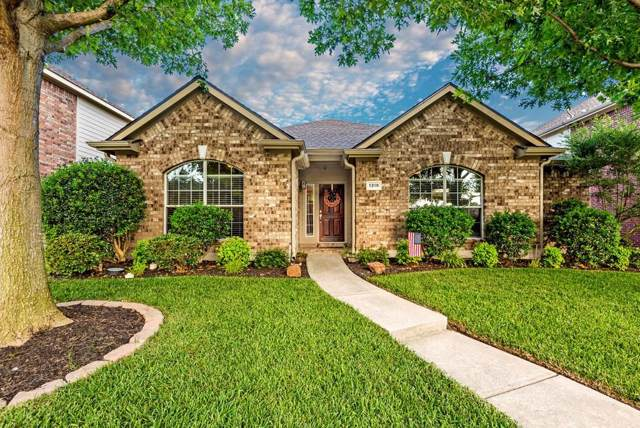 1319 Hazelwood Drive, Allen, TX 75002 (MLS #14136499) :: RE/MAX Town & Country