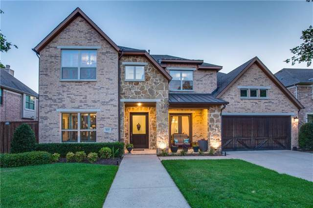 8315 Midway Road, Dallas, TX 75209 (MLS #14136510) :: Lynn Wilson with Keller Williams DFW/Southlake