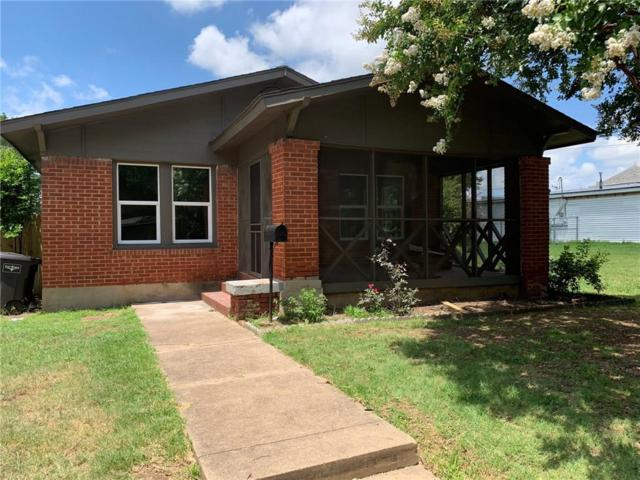 333 Blandin Street, Fort Worth, TX 76111 (MLS #14136533) :: Kimberly Davis & Associates