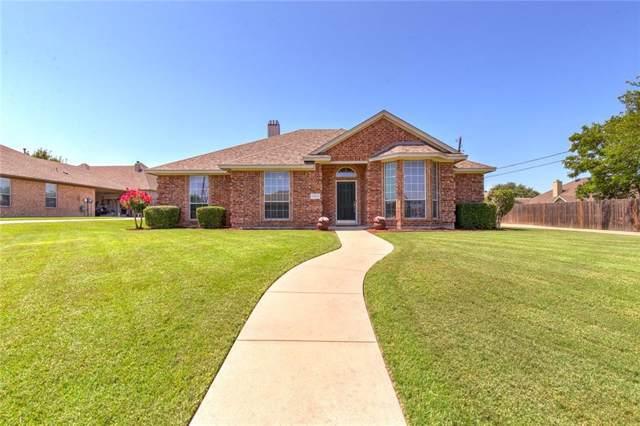 1604 Spencer Lane, Cleburne, TX 76033 (MLS #14136543) :: Kimberly Davis & Associates