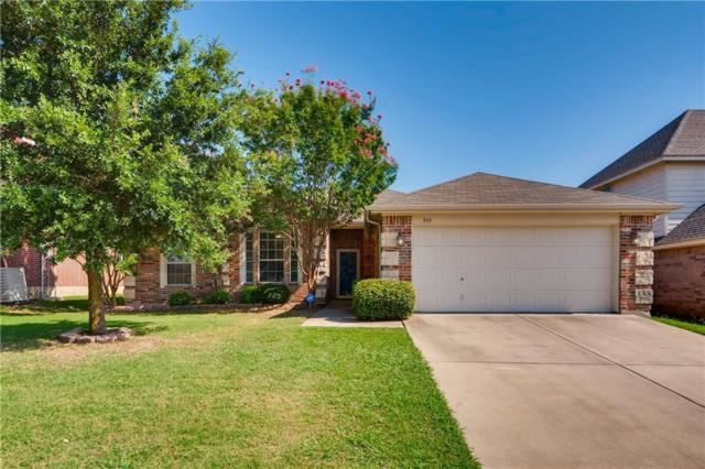 943 Joshua Drive, Burleson, TX 76028 (MLS #14136544) :: RE/MAX Pinnacle Group REALTORS