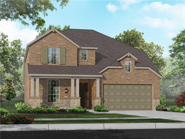 1420 Eclipse, Aubrey, TX 76227 (MLS #14136558) :: Real Estate By Design
