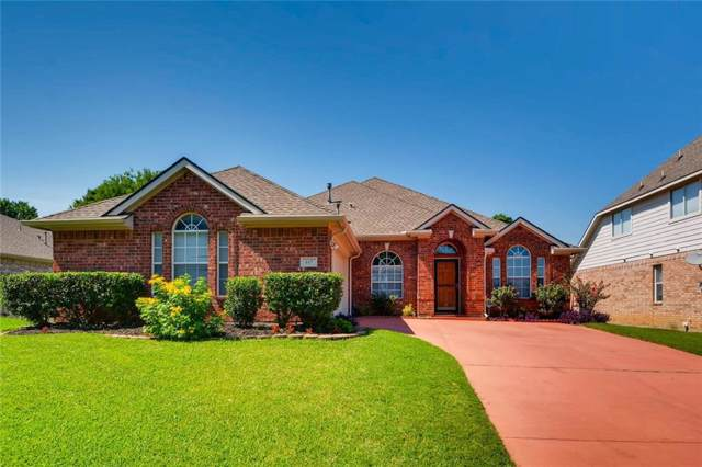 617 Parkside Drive, Keller, TX 76248 (MLS #14136563) :: RE/MAX Town & Country