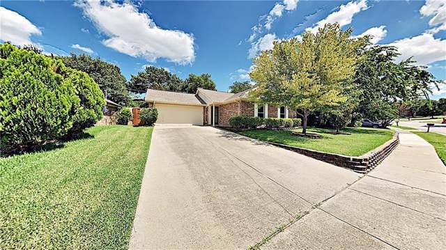 5511 Heathercrest Drive, Arlington, TX 76018 (MLS #14136581) :: Lynn Wilson with Keller Williams DFW/Southlake
