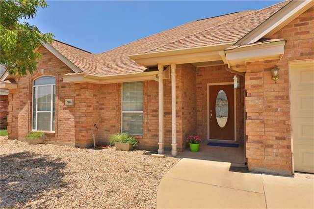 2166 Old Ironsides Road, Abilene, TX 79601 (MLS #14136589) :: RE/MAX Pinnacle Group REALTORS