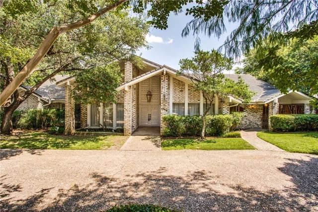 6958 Brookshire Drive, Dallas, TX 75230 (MLS #14136594) :: Lynn Wilson with Keller Williams DFW/Southlake