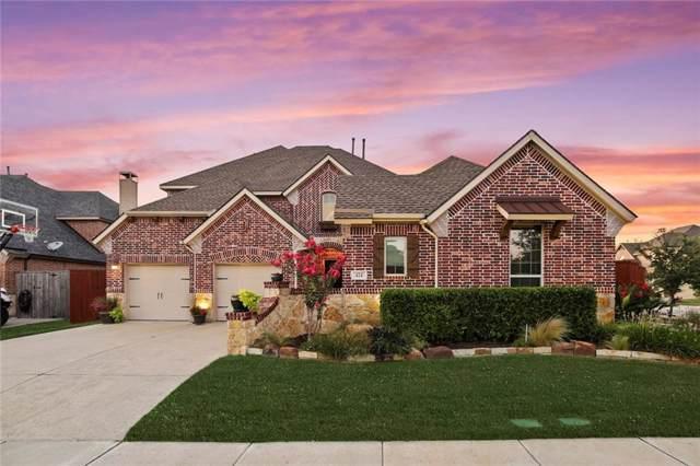 424 El Camino Drive, Frisco, TX 75036 (MLS #14136597) :: RE/MAX Town & Country