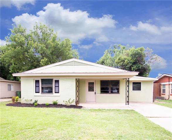 1802 Glynn Oaks Drive, Arlington, TX 76010 (MLS #14136602) :: RE/MAX Town & Country