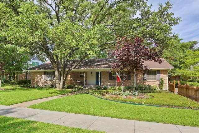 708 Laguna Drive, Richardson, TX 75080 (MLS #14136611) :: RE/MAX Town & Country