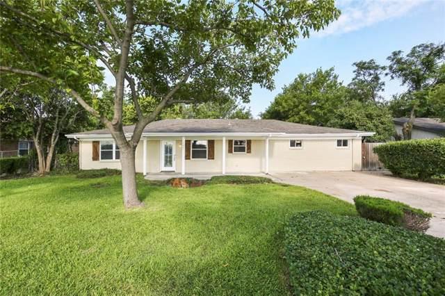 405 College Avenue, Keller, TX 76248 (MLS #14136613) :: Lynn Wilson with Keller Williams DFW/Southlake