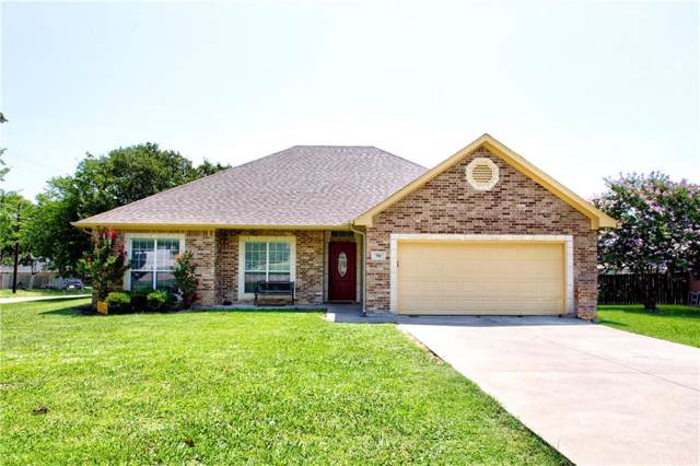 701 John Thomas Drive, Keene, TX 76059 (MLS #14136622) :: Lynn Wilson with Keller Williams DFW/Southlake