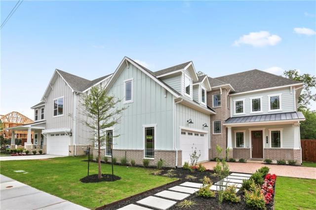 209 N Polk Street, Dallas, TX 75208 (MLS #14136624) :: Van Poole Properties Group