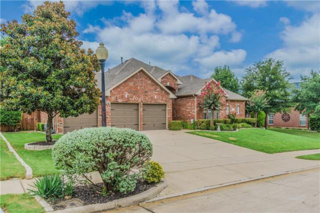 3717 Hillsdale Drive, Flower Mound, TX 75022 (MLS #14136632) :: RE/MAX Town & Country