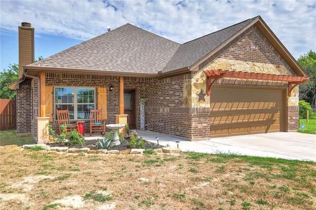 225 Lake Drive, Springtown, TX 76082 (MLS #14136641) :: Lynn Wilson with Keller Williams DFW/Southlake