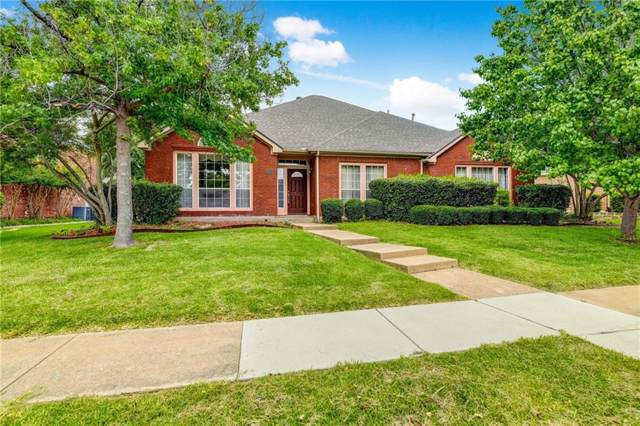 2107 Antibes Drive, Carrollton, TX 75006 (MLS #14136645) :: RE/MAX Town & Country