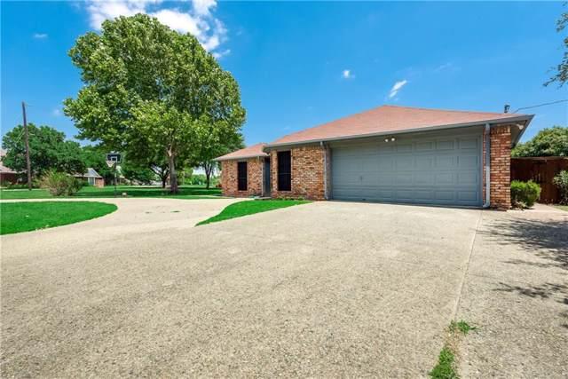 415 Creekside Drive, Crandall, TX 75114 (MLS #14136648) :: Lynn Wilson with Keller Williams DFW/Southlake
