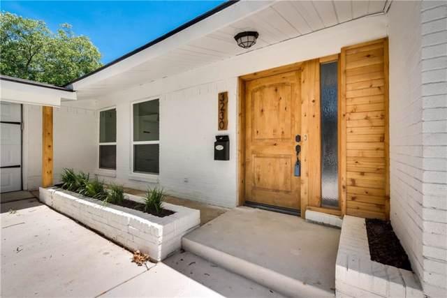 3230 Coral Rock Lane, Dallas, TX 75229 (MLS #14136683) :: RE/MAX Town & Country