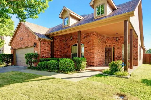 10414 Saint Georges Drive, Rowlett, TX 75089 (MLS #14136688) :: RE/MAX Town & Country