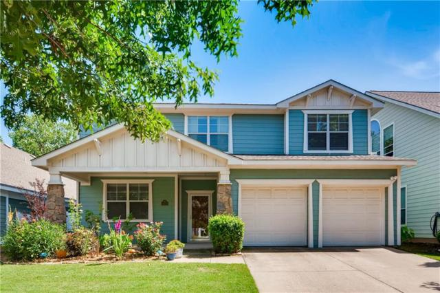 9814 Maple Drive, Providence Village, TX 76227 (MLS #14136696) :: Real Estate By Design