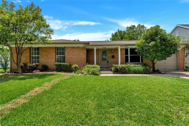 1326 S Pine Street, Grapevine, TX 76051 (MLS #14136712) :: RE/MAX Town & Country