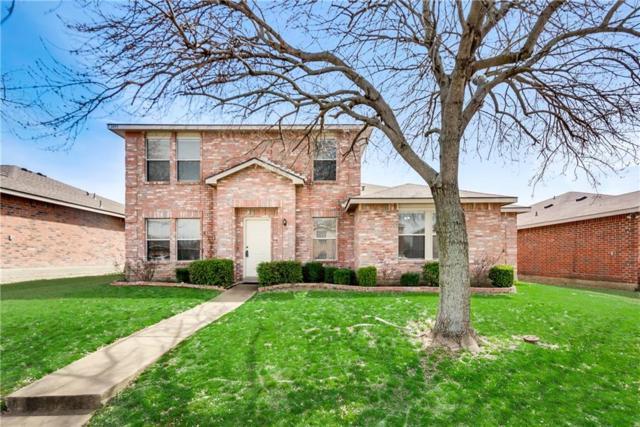 1493 Stewart Drive, Rockwall, TX 75032 (MLS #14136724) :: Lynn Wilson with Keller Williams DFW/Southlake