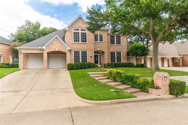 822 Doral Drive, Mansfield, TX 76063 (MLS #14136730) :: RE/MAX Town & Country