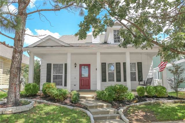 1381 Kingston Place, Providence Village, TX 76227 (MLS #14136770) :: Real Estate By Design