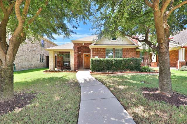13607 Mill Town Drive, Frisco, TX 75033 (MLS #14136777) :: Lynn Wilson with Keller Williams DFW/Southlake