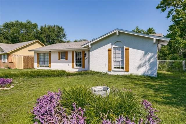 14415 Briarcrest Drive, Balch Springs, TX 75180 (MLS #14136785) :: Lynn Wilson with Keller Williams DFW/Southlake
