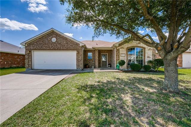 802 Brandon Drive, Seagoville, TX 75159 (MLS #14136801) :: Lynn Wilson with Keller Williams DFW/Southlake