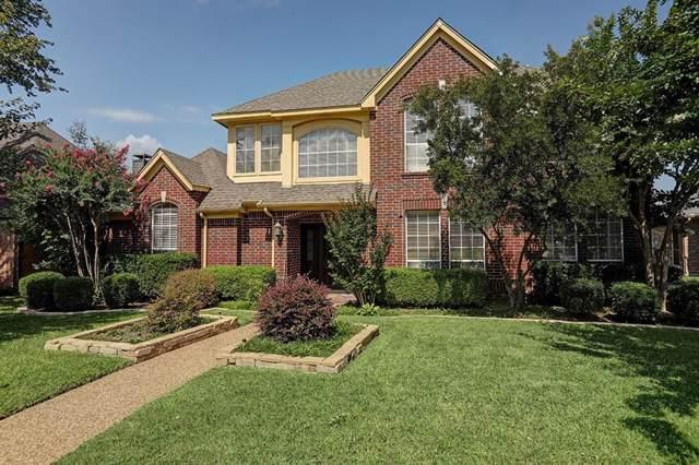 2517 Meadow Hills Lane, Plano, TX 75093 (MLS #14136810) :: Lynn Wilson with Keller Williams DFW/Southlake
