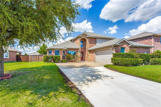 2136 Pecan Ridge Drive, Forney, TX 75126 (MLS #14136811) :: RE/MAX Town & Country