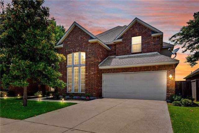 1600 Nicklaus Court, Mckinney, TX 75072 (MLS #14136829) :: RE/MAX Town & Country