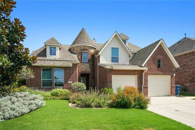 1470 Pelican Drive, Frisco, TX 75033 (MLS #14136842) :: RE/MAX Town & Country